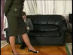 Aged Mother in law Seduces
