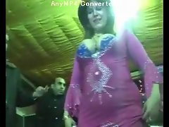 Arab hijab Dancer