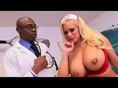 BIG BREASTED NURSE - 13