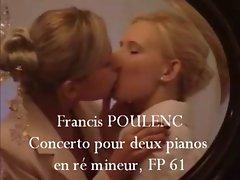 Francis Poulenc - Concerto pour deux pianos