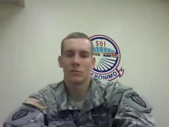 SOLDIER VIA WEBCAM