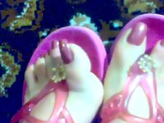 Luscious feet 3