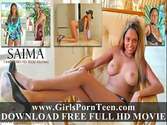 Saima young girl sweet busty full movies