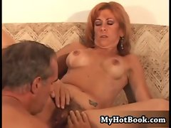 Mikela Kennedy is a redheaded MILF that youll see