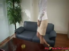 Kinky Japanese teachers in extreme JAV