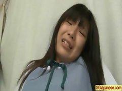 Cute Asian In Uniform Get Sex In Class clip-29