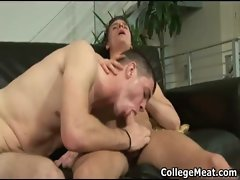 Jerry Ford gets his college asshole gay porn