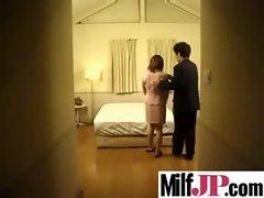 Sexy Busty Asian Milf Get Hardcore Sex clip-11