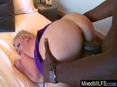 Sexy Busty Milf Like Big Black Cock video-15