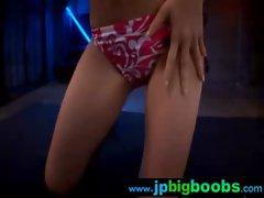 Big Tits Asian Get Nailed Hardcore video-15