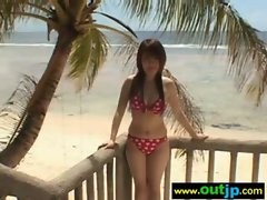 Outdoor Sexy Teen Asian Get Nailed video-06