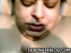 Indian Punjabi lady expert in cock sucking-2