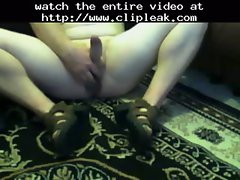 Dildo Fuck In Sandals Heels Anal Cum Webcam