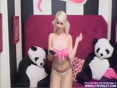 Big boobie blonde Natalie that loves to get naughty