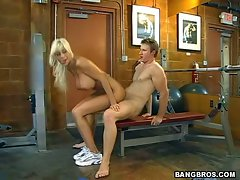 Too hot Puma Swede slips her silky slit on top of a lucky stiff