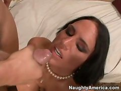Lisa Lipps is a dick hungry milf who begs for cock juice in her