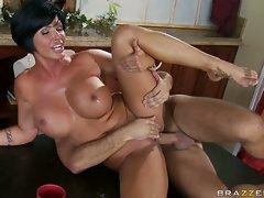 Shay Fox lock her hole with hot guy's hard dick