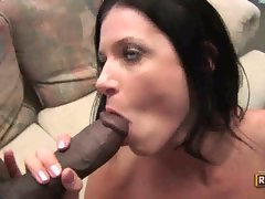 India Summers working two meaty man bones