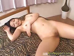 Chiharu Sakura Asian Model Has A Hot part5