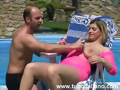 Italian Big Tits Tettone 14