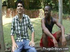 Super horny gay interracial free gay part4