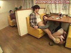 Mosaic: Asian Restaurant Public Sex
