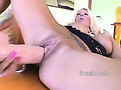 Michelle McLaren Loves Big Toys