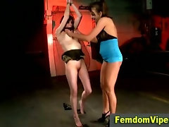 Dominating lezdom mistress bitch