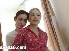 Natashas first lezz experience