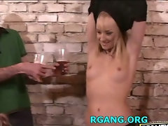 Cuties get nailed by male