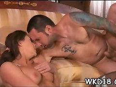 Perverted men fuck gals