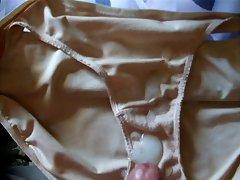 Mature Panties Sent Me For Filling