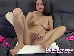 Lelu Love-Smelling Fetish Pussy Asshole Feet