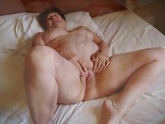 Pics Compilation of my Wife Masturbating