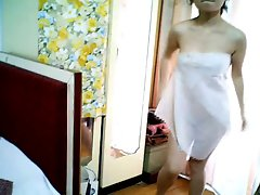Amateur Chinese Webcam Girl Dancing