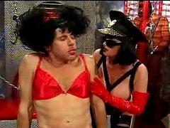 strapon sex sissy