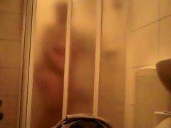 hidden shower masrt
