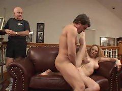 Screw My Wife  - Curly Wife &amp, Cuckold yankee