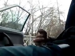 Rus Public Masturb CAR Flash Watching   GIRLS 52 - NV