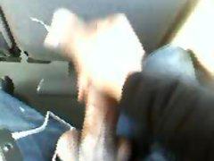 friend of mine wanking in public bus