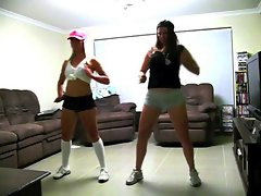 Australian Girls Dance on Webcam (non-nude)