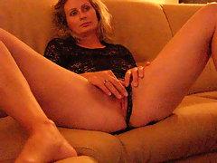 Blonde Milf Sandrine III