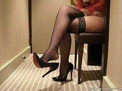 High heels Sex