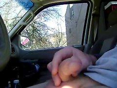 jerkin in the car