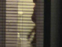 Window Peep Hot Bikini Girl
