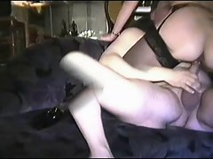 Horny Cheating Wife fucked by her Lover in the Ass
