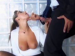 Office Sex Adventures - Daria Glower