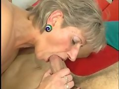 Matures loves to please young guys VIII