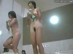 Voyeur movie at public bathhouse