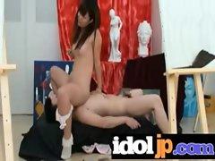 Sexy Asian Girl Get Hardcore Sex clip-34